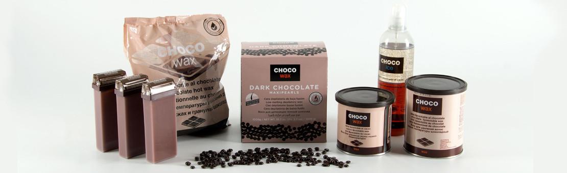 Chocowax - Epilation au cacao et chocolat